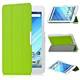 ACER Iconia One 8 B1-850 Étui Housse - IVSO Slim Smart Cover Housse de Protection pour ACER Iconia One 8 B1-850 Tablette, Vert