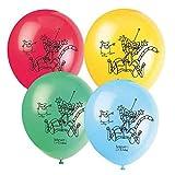 Pettersson & Findus 8 bunte Luftballons