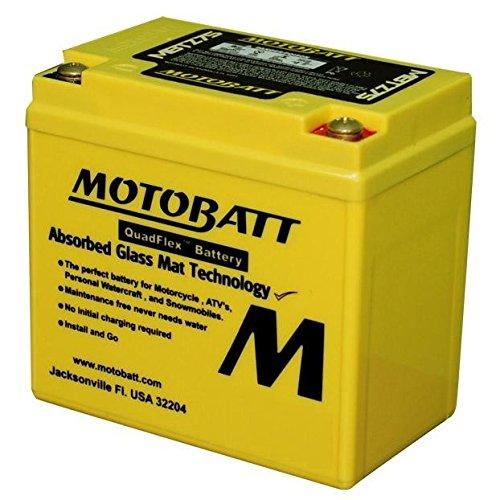 Batteria MOTOBATT - gialla SOFTAIL Per tutti i Softail dal 1991 al 2016