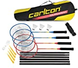 DUNLOP C Br Tournament 4 Player Set G4 Ho Set Badminton