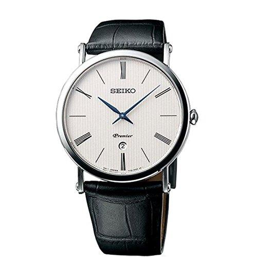 seiko-mens-quartz-watch-with-black-dial-analogue-display-quartz-leather-skp395p1