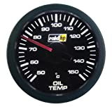 Raid HP 660175 Zusatzinstrument Öltemperaturanzeige Serie Sport