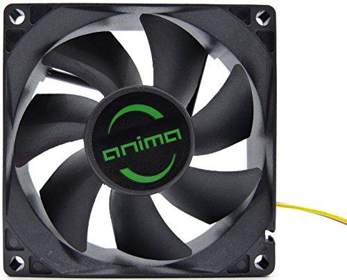 Anima AF8 - Ventilador para ordenador (1800 rpm, 0.12 A, 1.44 W,...