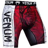 Venum Amazonia 5 Short de Compression/Vale Tudo Homme, Rouge, FR : L (Taille Fabricant : L)