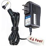 T-Power ( 6.6ft Long Cable ) AC Adapter For Cyberhome CHLDV707B CHLDV702B CHLDV700B CH-LDV707B CH-LDV712B CH-LDV9000 CHLDV1010B LDV9000 Portable DVD Player / RHD-100200-2 RHD1002002