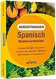 Audiotrainer Spanisch Basiswortschatz. 2 CDs: 1500 Wörter mit Beispielsätzen