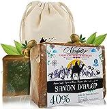 Nabür - Jabón de Alepo  40% Laurel Oil + 60% Olive Oil  3-in-1...
