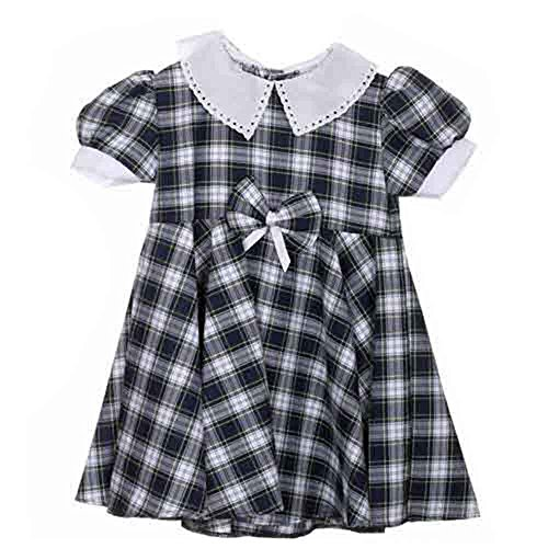 cotton-dress-with-bow-gordon-dress-4-years
