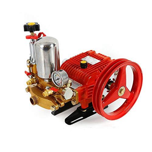 BTdahong TH-26 Hochdruck Triplex Tauchkolbenpumpe Landwirtschaftliche Motorsprühpumpe High Pressure Triplex Cylinders Pump For Pesticide Spraying Machine (Motor-öl-regal)