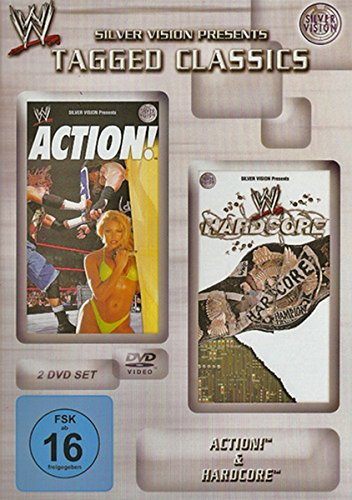 Tagged Classics - Action! / Hardcore (OmU) [2 DVDs] Wrestlemania 17 Dvd