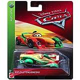 Disney Pixar Cars - Rip Clutchgoneski
