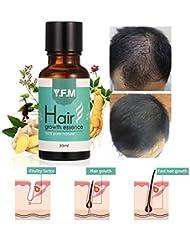Haarwachstum LuckyFine, Hair Growth Serum Haarausfall Behandlung Gebäude Fasern wachsende gegen Haarausfall, 20ml