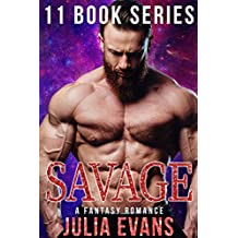 Savage Complete Series (English Edition)