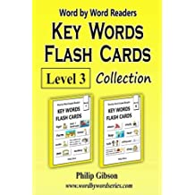 KEY WORDS FLASH CARDS: Level 3: Volume 3 (Key Words Flash Cards Collections)