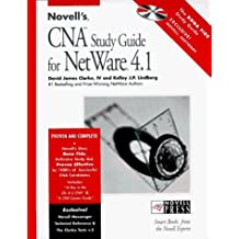 Novells CNA Study Guide for NetWare 4, with CD-ROM (Novell Press) by E. Lindberg Clarke (1996-06-01)