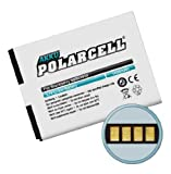 Batteria per BlackBerry Bold 9900/9790 Torch 9850/9860 Curve 9380, incluso panno in microfibra