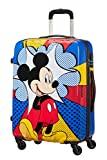 American Tourister - Disney Legends Spinner 65/24 Alfatwist Koffer, 65 cm, 62.5 L, Mickey Flash Pop