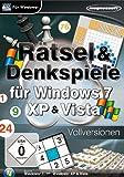 Rätsel und Denkspiele Spiele für Windws 7, XP und Vista (PC) -