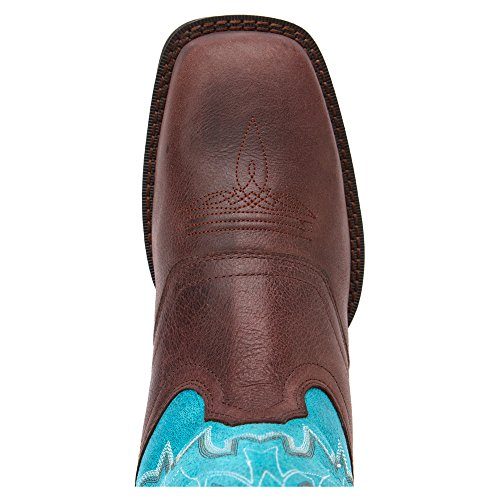 Durango Boots , Bottes et bottines cowboy homme Mahogany Teal