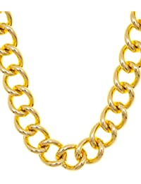 Utoqia Collar Sarabi Acero Dorado