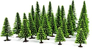 Gaugemaster GM125 Spruce Trees (25)