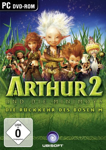 Arthur 2 und die Minimoys – Die Rückkehr des bösen M.