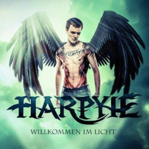 Harpyie: Willkommen im Licht (Audio CD)
