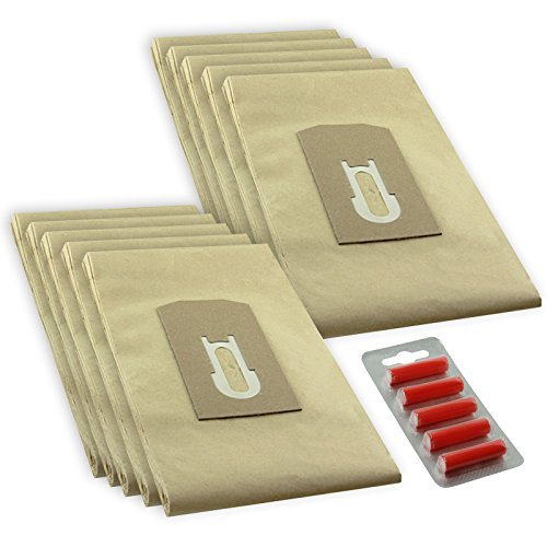 spares2go-dust-bags-for-oreck-xl-vacuum-cleaners-10-pack-5-bag-freshener-sticks