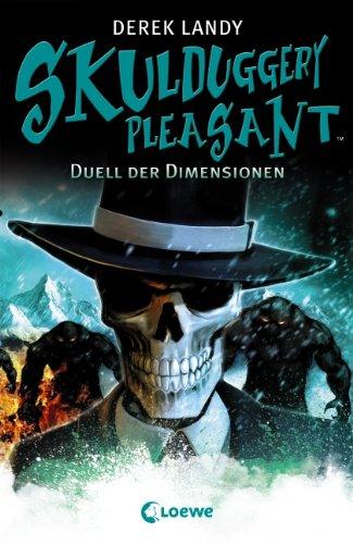 Buchseite und Rezensionen zu 'Skulduggery Pleasant - Duell der Dimensionen: Band 7' von Derek Landy
