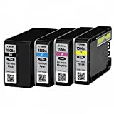 Canon Ink Cartridge for Mb2050/Mb2350 - Multicolour (Pack of 4)