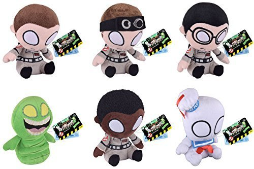 Funko Mopeez Ghostbusters Plush (Set of 6) by Ghostbusters