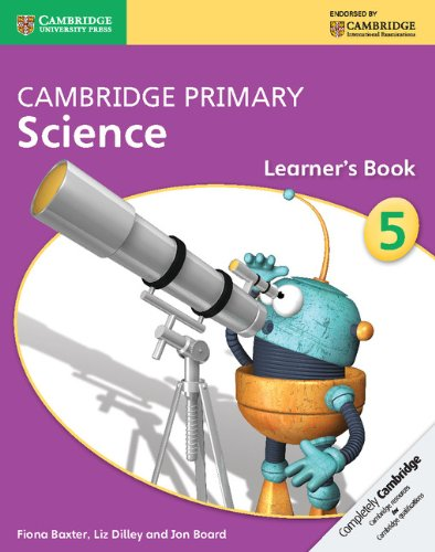 Cambridge primary science. Learner's book. Per la Scuola media. Con espansione online: 5