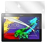 dipos I 2X Schutzfolie klar passend für Lenovo Tab 2 A10-70 Folie Bildschirmschutzfolie