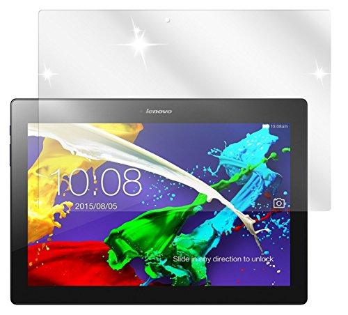 dipos I 2X Schutzfolie klar kompatibel mit Lenovo Tab 2 A10-70 Folie Displayschutzfolie