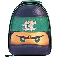 Lego Ninjago Movie Lunch Bag School 3D Ninjago Bag