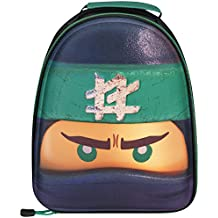 Bolso de almuerzo Lego Ninjago Movie Lunch Bolso de escuela 3D Ninjago