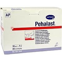 Peha-last Mullbinde 4m x 10cm, 20 St preisvergleich bei billige-tabletten.eu