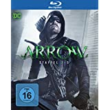 Arrow - Die kompletten Staffeln 1-5 (exklusiv bei Amazon.de) [Blu-ray]