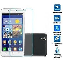 Alta Definición de Protector de Pantalla Vidrio Templado Transparente Cristal para Huawei Ascend G630