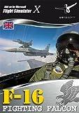 Flight Simulator X, 2004 - F-16 Fighting Falcon (Add-on) [UK Import]