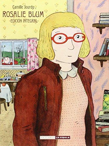 Rosalie Blum : Edición integral (Novela gráfica)