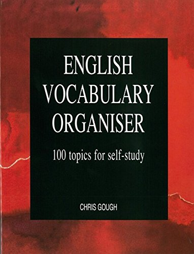 English Vocabulary Organiser: 100 Topics for Self Study (LTP Organiser Series)