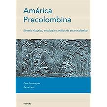 America Precolombina/ Pre-Columbian America: Sintesis Historica, Antologia Y Analisis De Su Arte Plastico