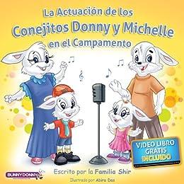 Libro para niños + Video-Libro: La Actuación de los Conejitos ...