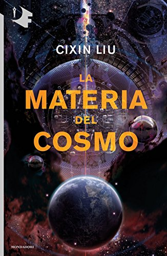 scaricare ebook gratis La materia del cosmo PDF Epub