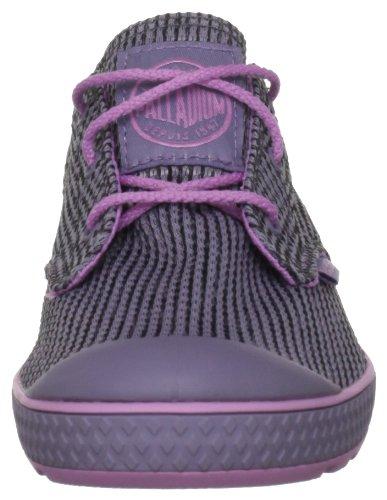 Palladium Slim Oxford II 92837-235-M, Chaussures basses femme Violet-TR-I3-14