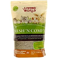 Living World Lecho Sanitario de Papel Fresh & Comfy - 20 L