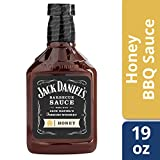 JACK DANIELS HONEY SMOKEHOUSE BARBECUE SAUCE 1 x 539g BOTTLE AMERICAN IMPORT
