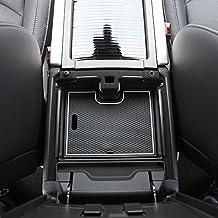 Vassoio portaoggetti con braccioli in plastica e vassoio portaoggetti in plastica per auto con accessorio antiscivolo