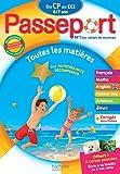 Passeport du CP au CE1 : 6/7 ans